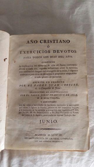 Libros antiguos especial coleccionistas