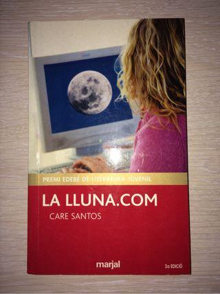 """Llibre """"La lluna com"""" - Care SANTOS"""
