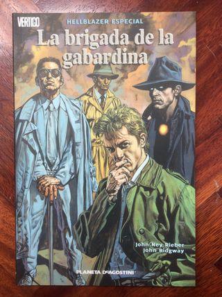 La Brigada De La Gabardina