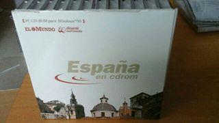 España en CD Rom colección de 12 CD