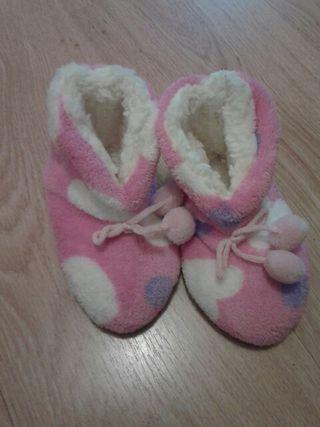 Zapatillas Corazones Niña