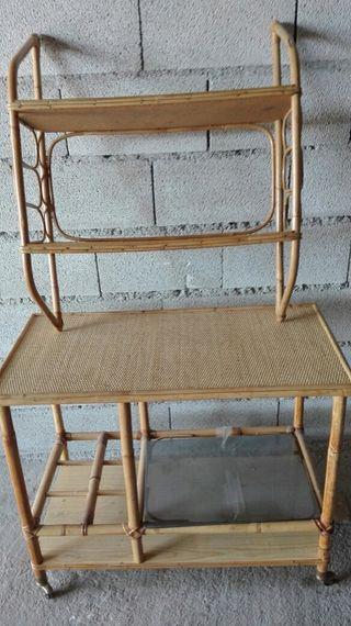 Muebles mimbre