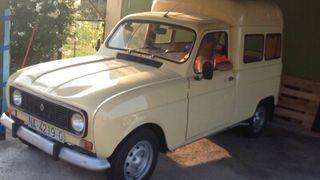 Furgoneta Renault 4