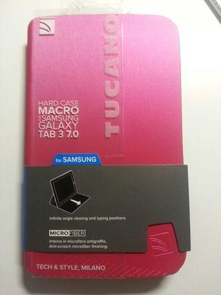 """Funda Tucano Samsung Tab 3 Macro 7"""""""