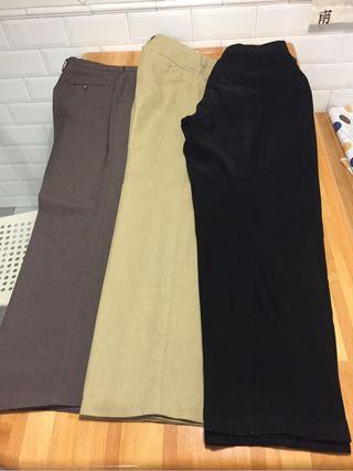 2 pantalones chico + 1 de regalo