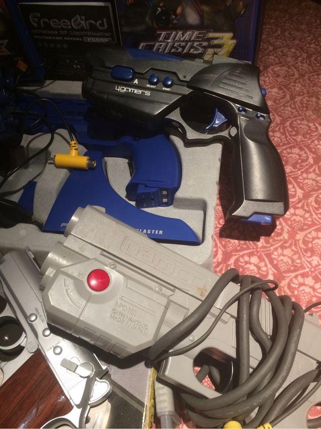 Pistolas para playstation
