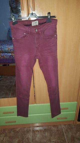 10 De Pantalon Granate € Pitillo Huércal Segunda Por Hombre Mano En wqxR0xntT