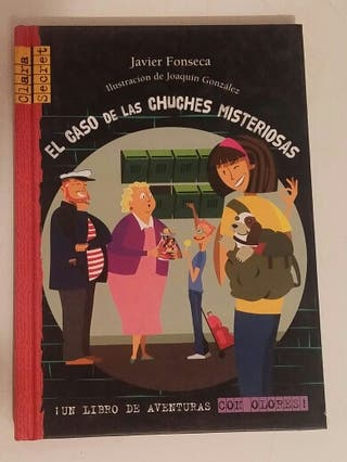 Libro infantil: El caso de las chuches misteriosas