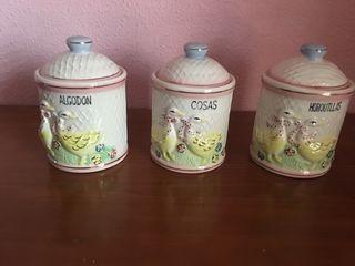 Botes ceramica