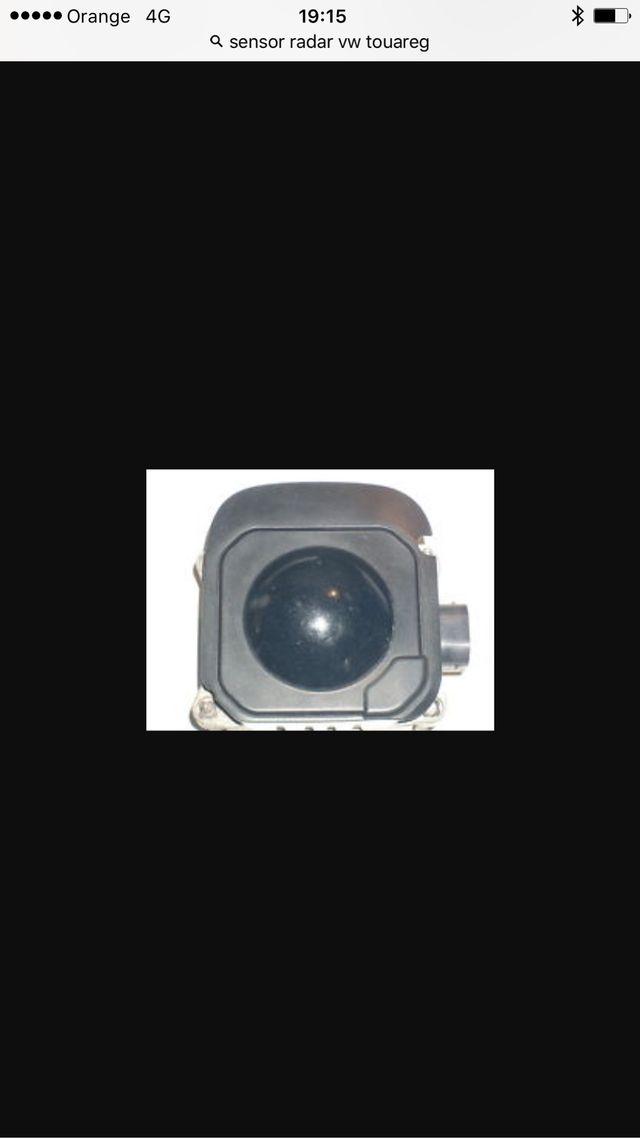 Sensor Radar VW Touareg 7p6 de segunda mano por 125 € en