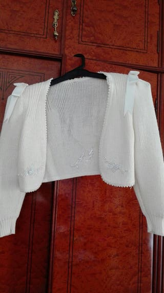 Rebeca, chaqueta para niña
