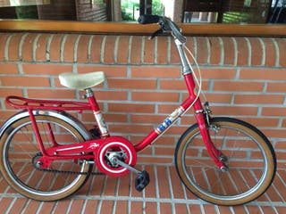 Bicicleta BH de los 80