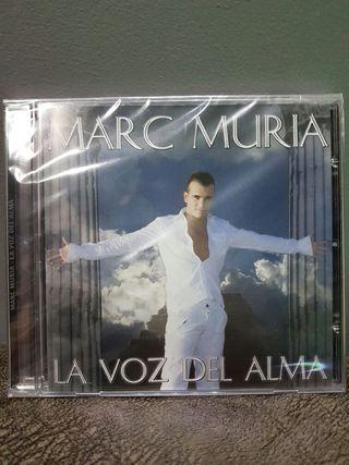Disco de MARC MURIA . LA VOZ DEL ALMA