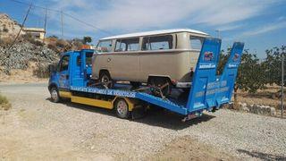 Transporte de vehículos economico