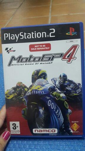Lote 4 juegos PS2