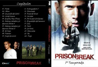 Primera temporada Prison Break