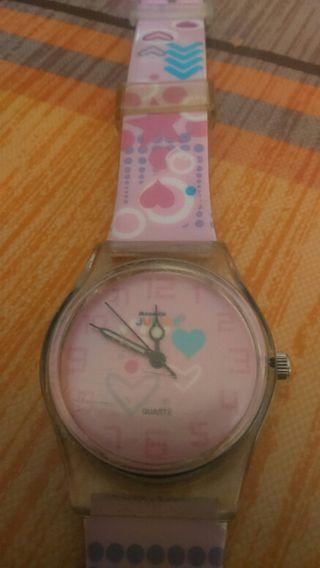 Reloj niña roselin