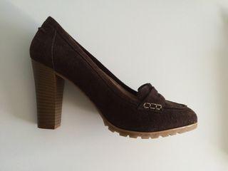 Zapatos nuevos tacón CUPLÉ talla 39