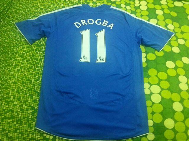 Camiseta Chelsea Drogba. Talla M de segunda mano por 70 € en Lugo en ... 5bfc80209a5b1