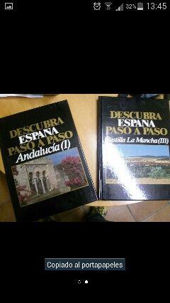 Enciclopedia Descubra España paso a paso