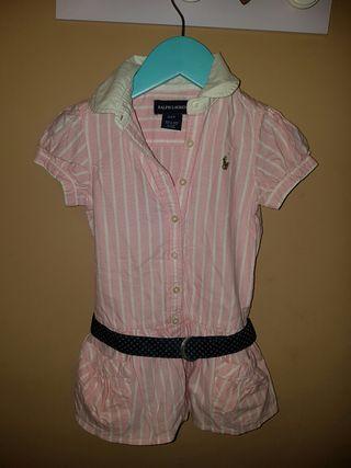 Vestido Ralph Lauren T 2
