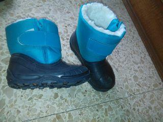 Botas nieve quechua