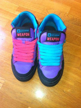 Zapatillas Converse Weapon 39