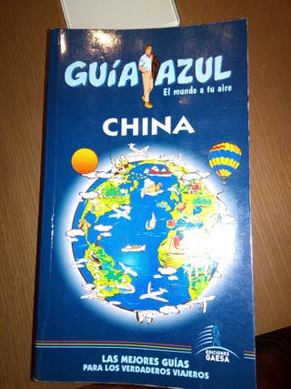 Guía azul China