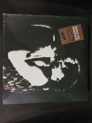 Disco doble vinilo U2