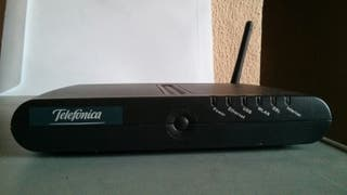Router wifi Speedtouch 580i