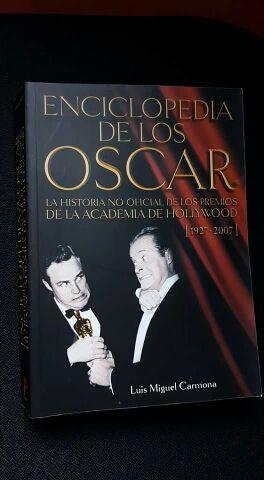Libro Enciclopedia de los Oscars (hasta 2007)