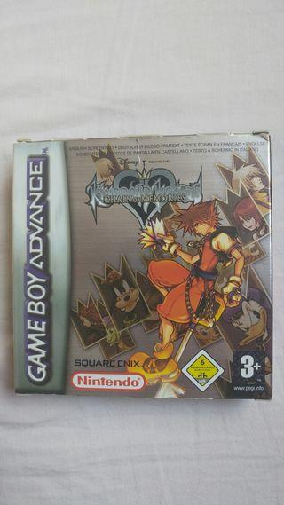 Kingdom Hearts: Chain of memories GBA