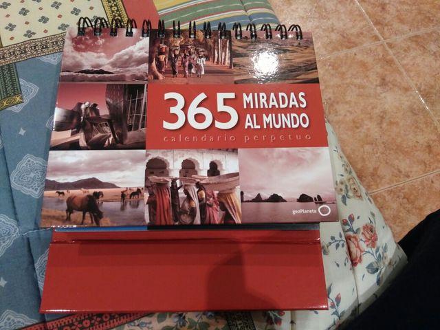 Calendario 365.Calendario 365 Miradas Al Mundo De Segunda Mano Por 3 En Lloret De