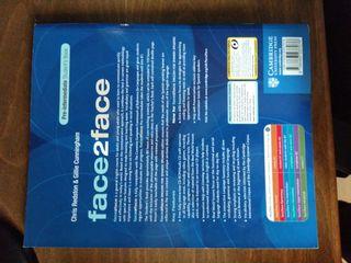 Face2face Pre-intermediate Student's Book B1