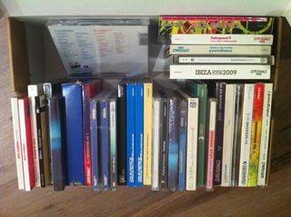 CD's ibiza NUEVOS precintos