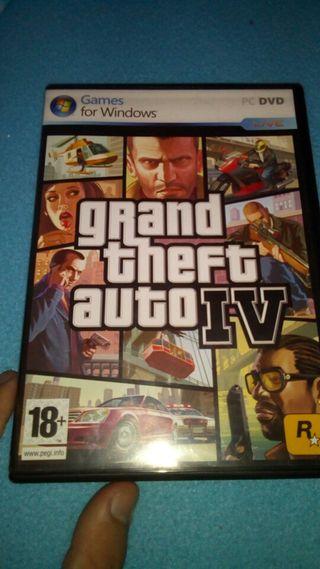 Grand Theft Auto IV para PC