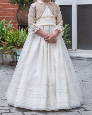Vestido Comunion Pilar del Toro