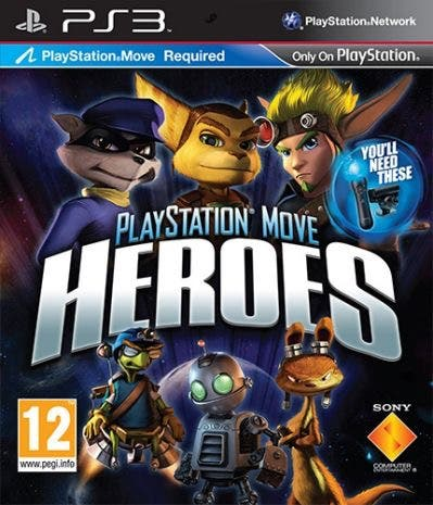 Playstation Heroes PS3