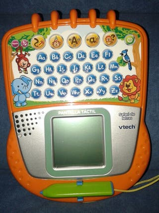 Tablet interactiva Vtech.
