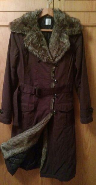 Abrigo nuevo marron
