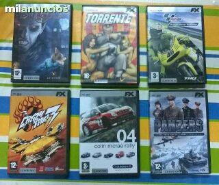 6 Juegos para PC
