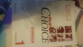 Valid choice 1 bachillerato