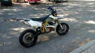Gas Gas 300 2T 56CV Supermotard