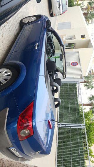 Renault megane cabrio diesel