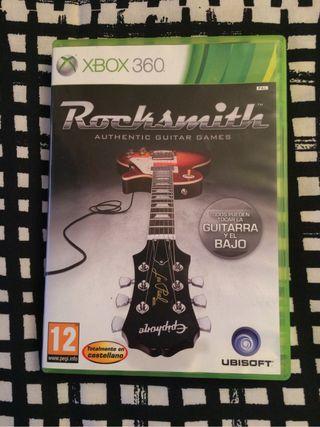 Rocksmith Xbox 360 (sin cable)