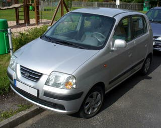 Hyundai atos prime 2003 automático