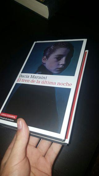 El tren de la última noche - Dacia Maraini