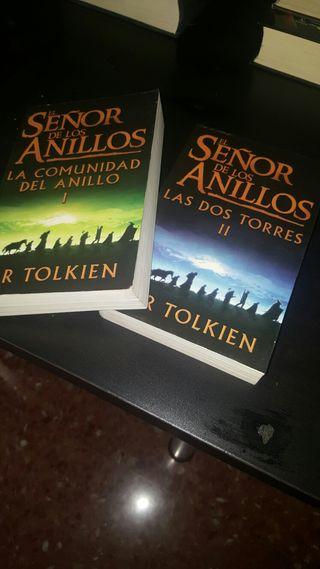 Señor de los anillos - Tolkien