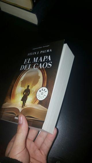 El mapa del caos - Felix J. Palma