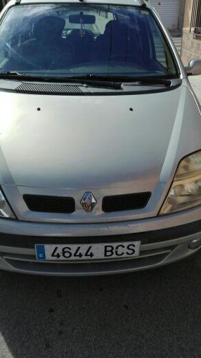 Se vende Renault scenic gasolina